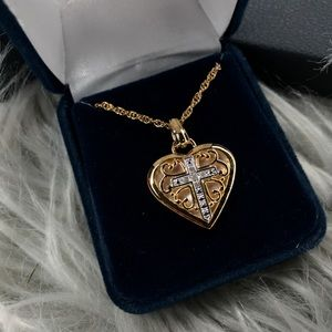 Danbury Mint Daughter Necklace